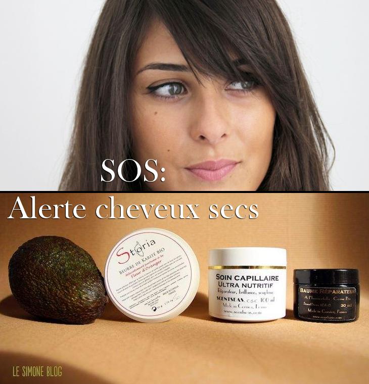cheveux-secs-remède-traitement-masque