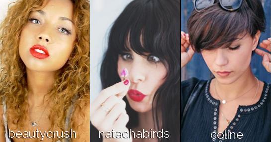 youtubeuse-beautycrush-natachabirds-etpourquoipascoline