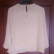 Dos blouse rose bershka