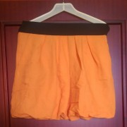 Jupe ZARA ORANGE